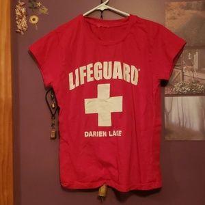 Darien Lake Lifeguard tshirt